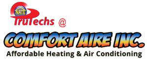 Comfort Aire inc of NWI & Chicagoland